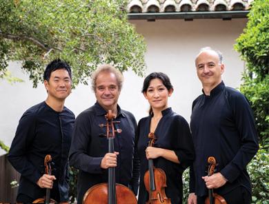 Tryon Concert Association, Takacs String Quartet