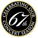 Tryon Concert Association 67th Season small