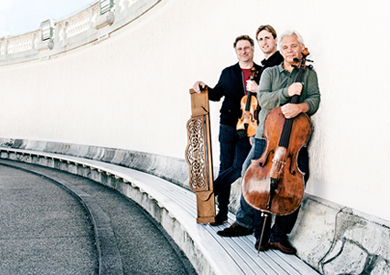 Vienna Piano Trio Tryon Concert Association